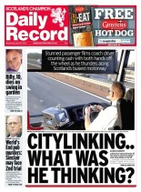 Daily Record - Wednesday, 16 April 2014
