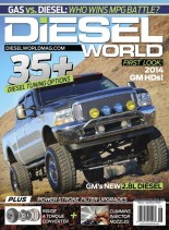 Diesel World - June 2014