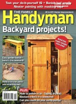 Family Handyman - May 2014