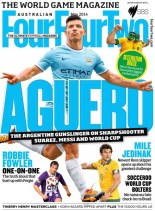 FourFourTwo Australian - May 2014