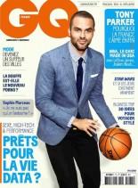 GQ France N 75 - Mai 2014