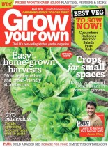 Grow Your Own Magazine - April 2014