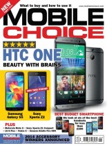 Mobile Choice - April-May 2014