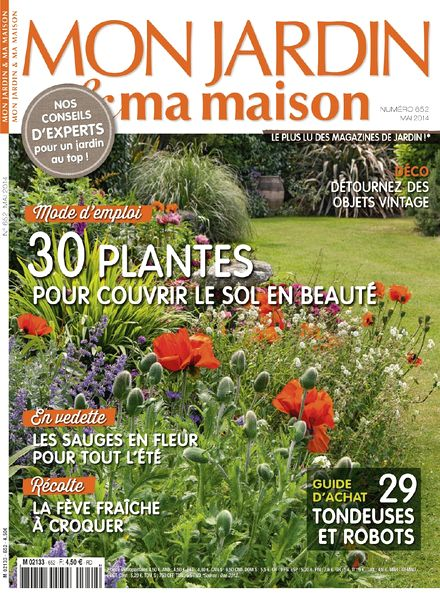 download mon jardin ma maison n 652 mai 2014 pdf magazine. Black Bedroom Furniture Sets. Home Design Ideas