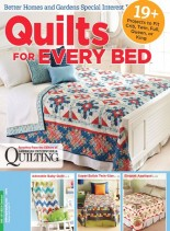 Quilts for Every Bed 2014