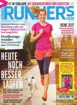 Runner's World Germany - Mai 2014