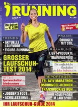 Running Germany - Mai-Juni N 03, 2014