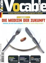 Vocable Allemand N 678 - 17 au 29 Avril 2014