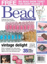 Bead Magazine Issue 52, February-March 2014