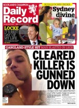 Daily Record - Thursday, 17 April 2014