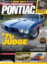 High Performance Pontiac - July 2014