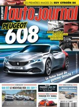 L'Auto Journal N 905 - 17 au 29 Avril 2014