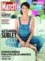 Paris Match N 3387 - 17 au 23 Avril 2014