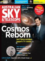 Sky & Telescope Australian - May 2014