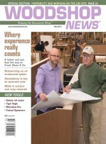 Woodshop News - May 2014