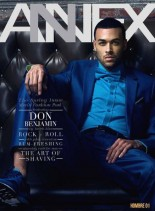 Annex - Spring Issue Don Benjamin, Spring 2014