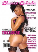 Cherri Colada Magazine - Vol 3, Issue 3