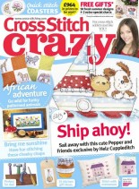 Cross Stitch Crazy UK - Issue 190, June 2014