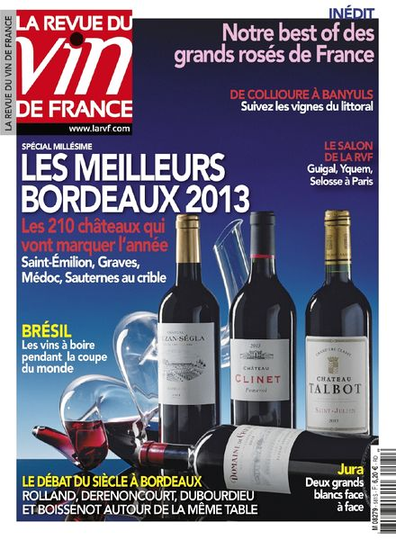 Download la revue du vin de france n 581 mai 2014 pdf for Revue des vins de france
