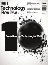 Technology Review - May-June 2014