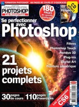 Advanced Creation Photoshop Magazine Hors-Serie N 25