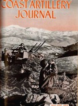 Coast Artillery Journal - May-June 1944