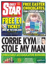 DAILY STAR - Saturday, 19 April 2014