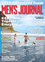 Men's Journal - May 2014