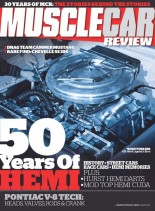 Muscle Car Review - May 2014