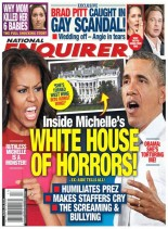National Enquirer USA - 28 April 2014