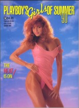 Playboy's Girls Of Summer 1990