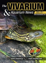 The Vivarium & Aquarium News - Issue 1, Winter 2014