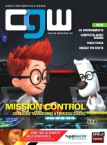 Computer Graphics World - March-April 2014