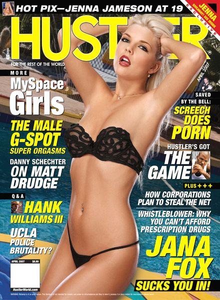 Hustlers barely legal magazine 5