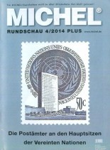 Michel - Rundschau N 04, 2014 Plus