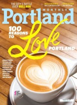 Portland Monthly - May 2014