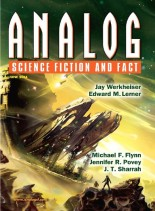 Analog Science Fiction and Fact – June 2014
