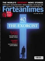 Fortean Times – April 2014