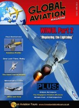 Global Aviation Magazine - Issue 06, April 2012