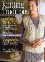 Knitting Traditions - Spring 2014