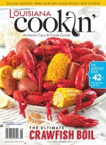 Louisiana Cookin - May-June 2014