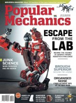 Popular Mechanics South Africa - May 2014