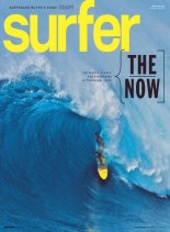Surfer Magazine - June 2014