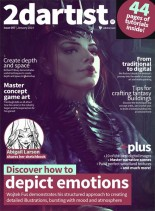 2DArtist Issue 097, January 2014