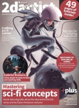 2DArtist Issue 098, February 2014