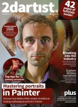 2DArtist Issue 099, March 2014