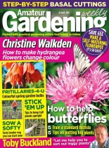 Amateur Gardening - 26 April 2014