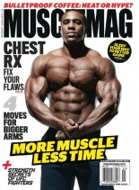 MuscleMag International - May 2014