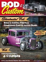 Rod & Custom - July 2014