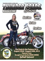Thunder Roads Magazine of Iowa - April 2014